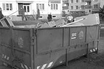 Lidé v Chodově se mohou zbavit odpadu.