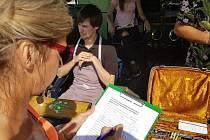 Petici mohli lidé podepisovat i při kraslickém jarmarku
