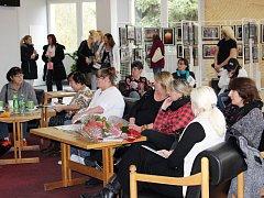 Vernisáží začala výstava v rámci 2. ročníku osvětové akce Dětský úsvit. Letošní téma je Příběh jménem vězení.