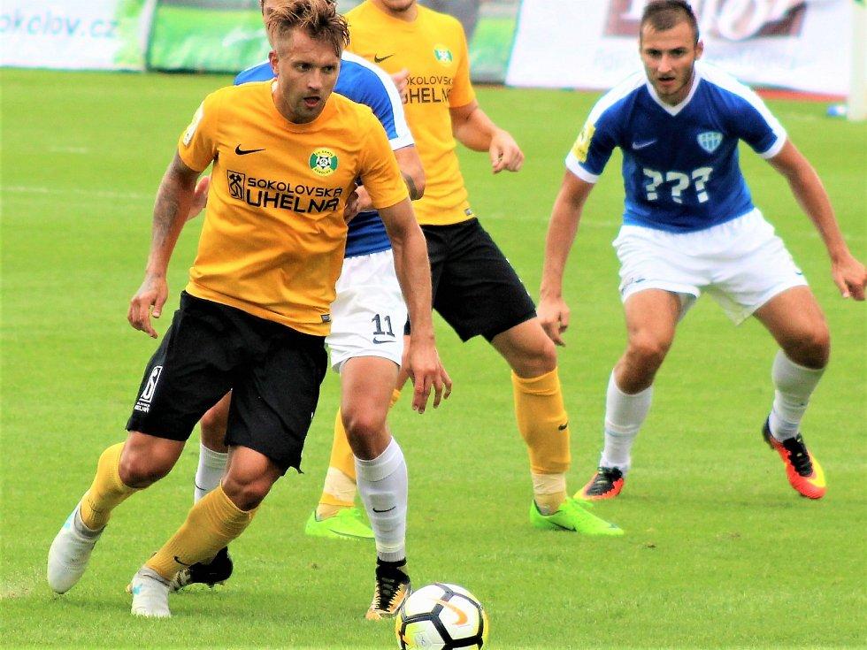 Sokolov má po třech zápasech na svém kontě jediný bod.