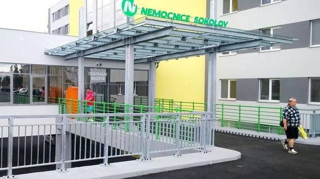 Sokolovská nemocnice otevřela nový centrální registr