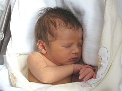Lea Dandová z Horního Slavkova při porodu měřila 49 cm a vážila 2,780 kg.
