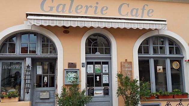 Galerie Cafe Jitky Hlavsové v Lokti hostí řadu koncertů.