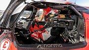 Automobilový závodník Petr Lisa
