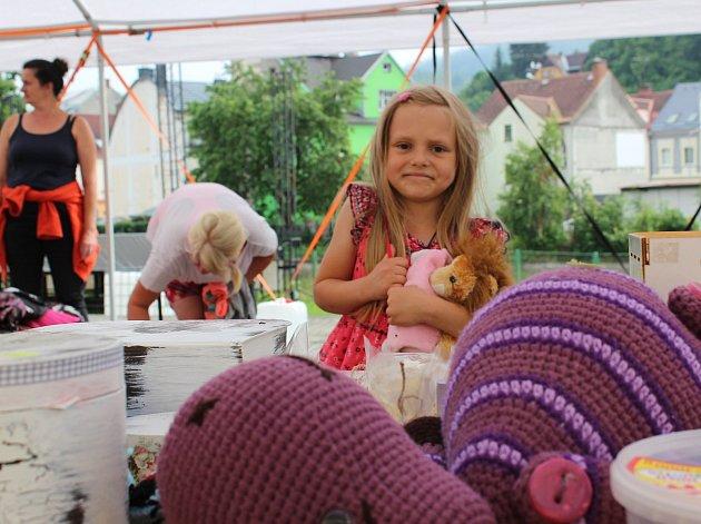 Benefiční bazar pro kočky v Kraslicích