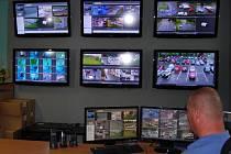 Kamerový systém městské policie Sokolov