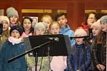 Zpívání koled v Kraslicích