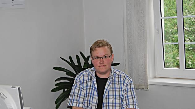 Historik města Chodova Miloš Bělohlávek.