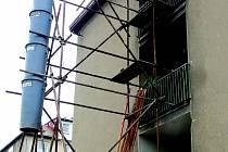V Březové pokračuje stavby bytů
