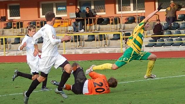 FK Baník Sokolov B - FK Baník Most B 1:2