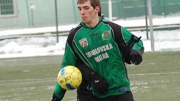 Zimní turnaj Baníku Sokolov: FK Baník Sokolov U19 - Baník Královské Poříčí