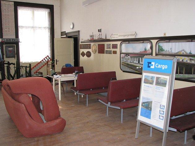 Muzeum Kraslické dráhy.