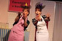 Čarodějky v kuchyni