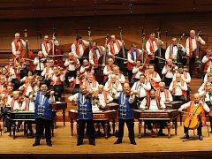 Koncert Budapest Gypsy Symphony Orchestra je na programu v pátek v loketském amfiteátru.
