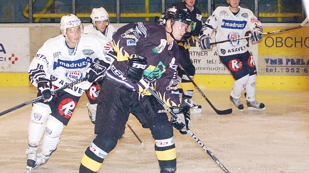 Přípravný hokej: Sokolov - Klatovy