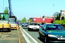 Most přes řeku Ohři bude částečně uzavřen