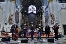 V Chlumu Svaté Maří nesmí Roháči žádný rok se svým vánočním koncertem chybět.