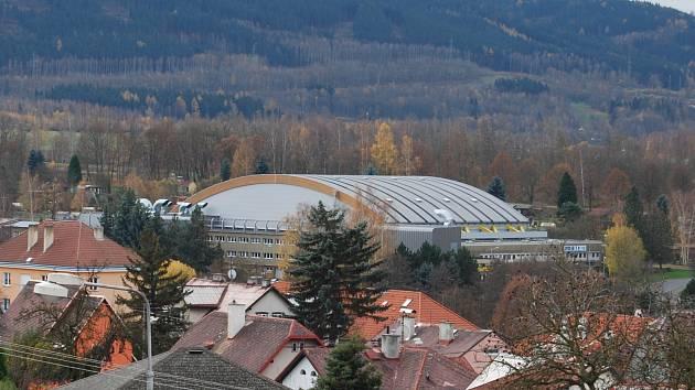 Zimní stadion Sokolov
