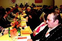 Delegáti na krajské konferenci volili nové vedení strany