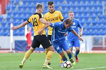 Sokolov vyhrál ve Vítkovicích 1:0