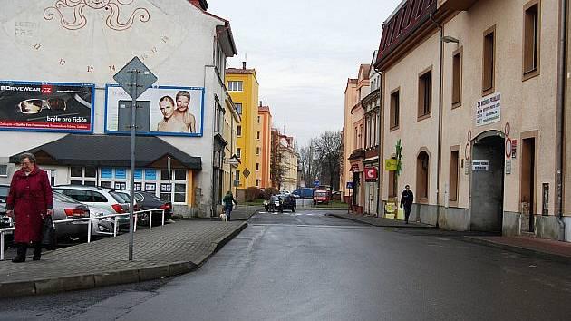Rada města je proti tomu, aby v Křížové ulici byla opět herna.