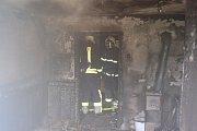 Požár Dolní Rychnov