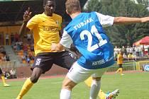 I.kolo FNL: FK Baník Sokolov - FC MAS Táborsko