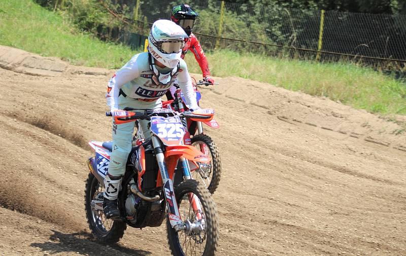 Motokrosové mistrovství světa žen v Lokti