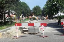 Kynšperk bude mít Staré náměstí jako nové. Il. foto
