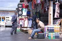 TRŽNICE V Hraničné u Kraslic musí být vyklizená do poloviny dubna. Vyroste místo ní obchod s prodejní plochou 600 metrů čtverečních.