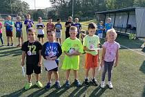 Školáci z Královského Poříčí si zaběhli T-Mobile Olympijský běh.