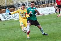 23. kolo FNL: FK Baník Sokolov - FK Baník Most 2:0
