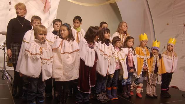 Tříkrálový koncert v Kraslicích.