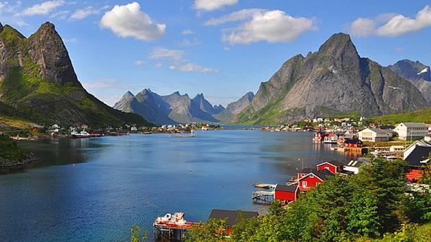 Norsko, Švédsko, ilustrační foto