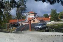 Torzo bublavského akvaparku.