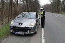 Téměř polovina řidičů překročila povolenou rychlost, zjistila policie při Speed Marathonu.