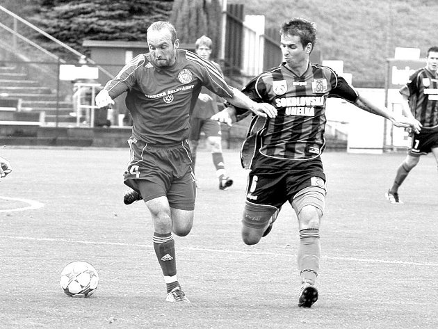 II. fotbalová liga: Třinec - Sokolov