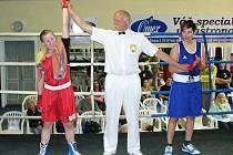 Denisa Bistiaková zvítězila přesvědčivě na body