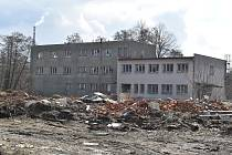 Prostory bývalého depa