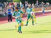 II. liga: Baník Sokolov - Bohemians Praha