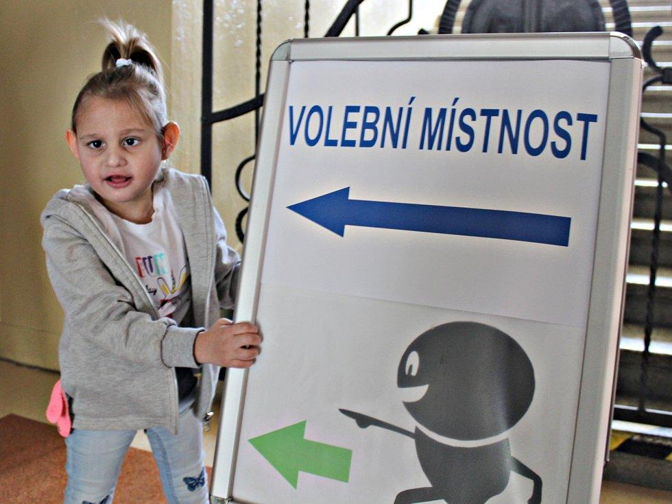 Volby do Evropského parlamentu v Kraslicích