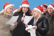 ISŠTE ožila vánoční atmosférou