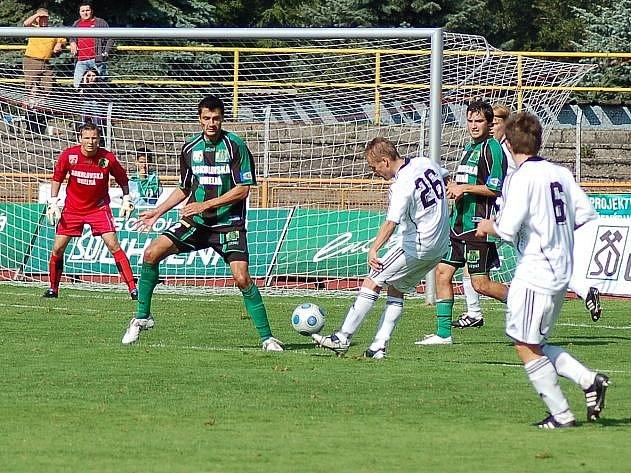 FK Baník Sokolov - FC Hradec Králové 1:2