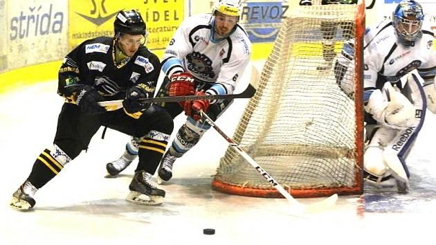 Baráž o první hokejovou ligu: Baník Sokolov vs. Medvědi Beroun
