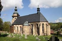 Kostel letos uzavře horní věž, budou další opravy.