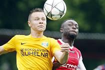 II: fotbalová liga: Pardubice - Sokolov