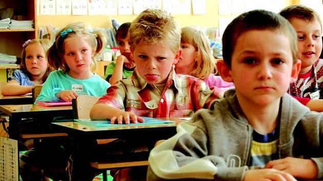 Přeškoláci navštívili sokolovskou základní školu
