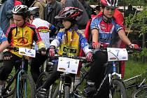 V Chodově startovaly i ty nejmladší kategorie.