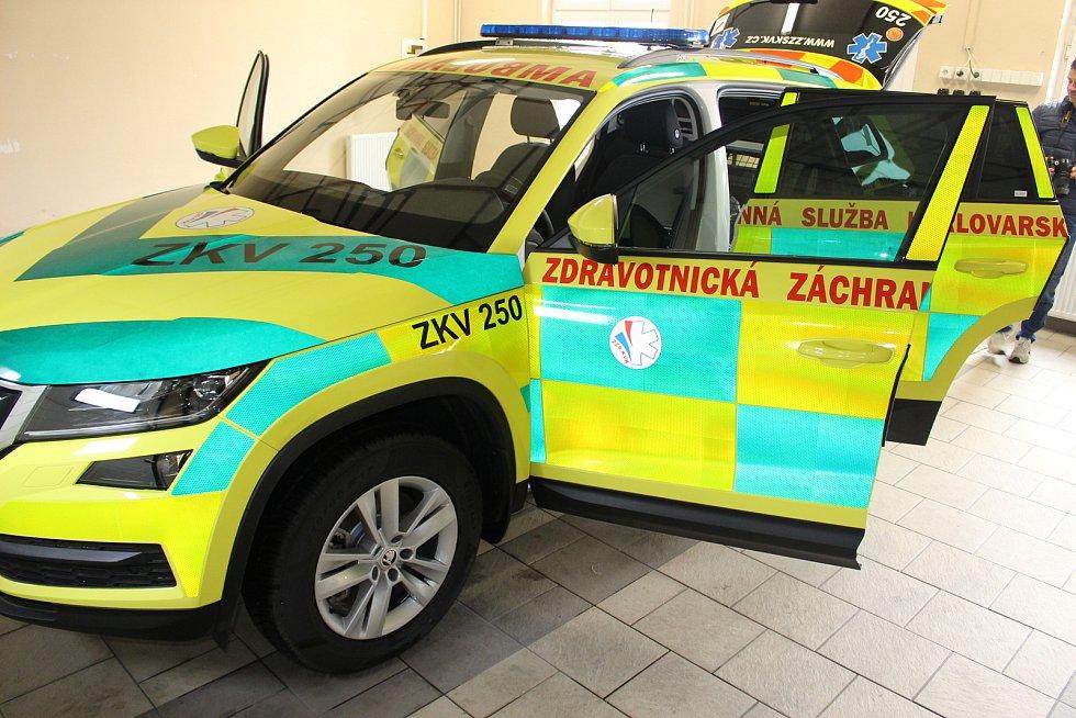 Příští rok budou lékaři v kraji pomáhat záchranářům přes videohovor