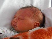 Péťa Rak ze Sokolova se narodil 11. září
